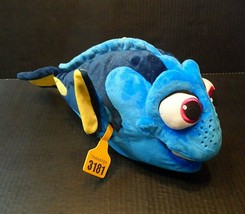 "Disney Store Pixar Plush Finding Dory 17"" Fish Transfer Tag Stuffed Animal - $15.79"