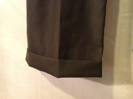 Sean John Mens Black Tailored Dress Pants, Size 36W X 30L image 4