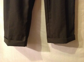Sean John Mens Black Tailored Dress Pants, Size 36W X 30L image 5