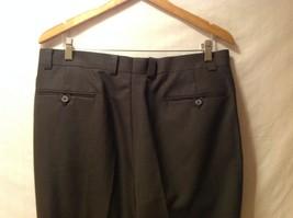 Sean John Mens Black Tailored Dress Pants, Size 36W X 30L image 6