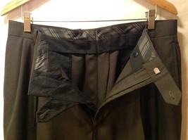 Sean John Mens Black Tailored Dress Pants, Size 36W X 30L image 7