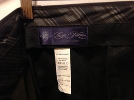 Sean John Mens Black Tailored Dress Pants, Size 36W X 30L image 8