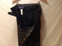Sean John Mens Black Tailored Dress Pants, Size 36W X 30L image 9