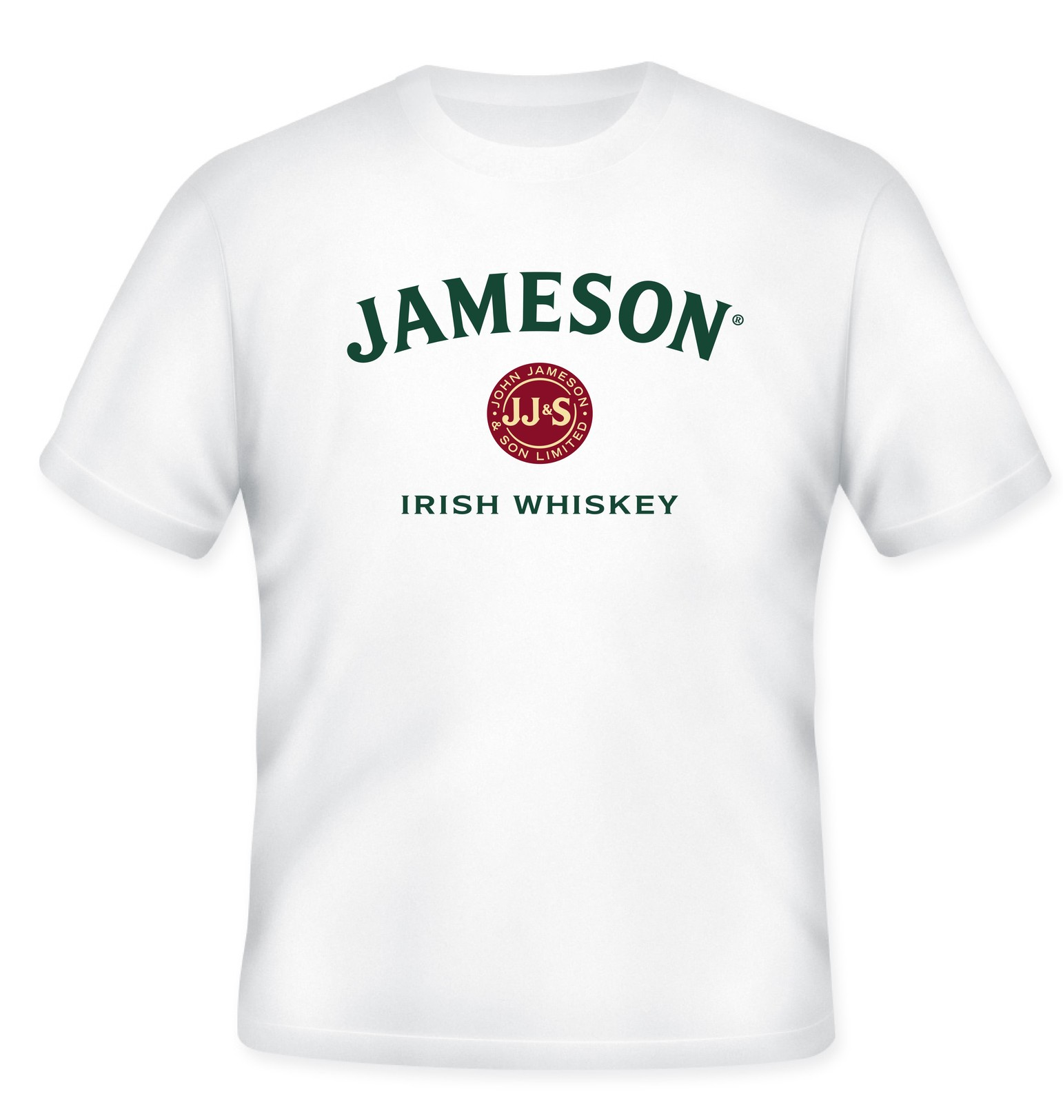 Jameson Irish Whiskey T Shirt S M L XL 2XL 3XL 4XL 5XL