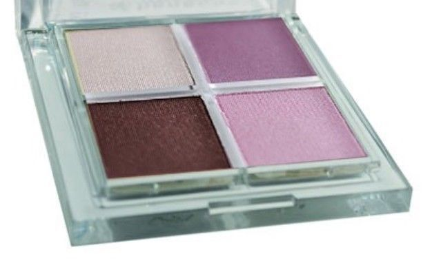 Mineral Eyeshadow Benecos Natural Beauty 4 Color Set Vegan ...