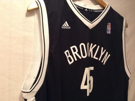 Adidas Mens NBA Brooklyn Nets Basketball Jersey, Size XL image 6