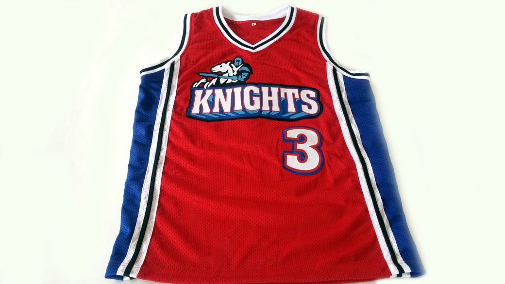 Calvin Cambridge #3 Los Angeles Knights New Men Basketball Jersey Red Any Size