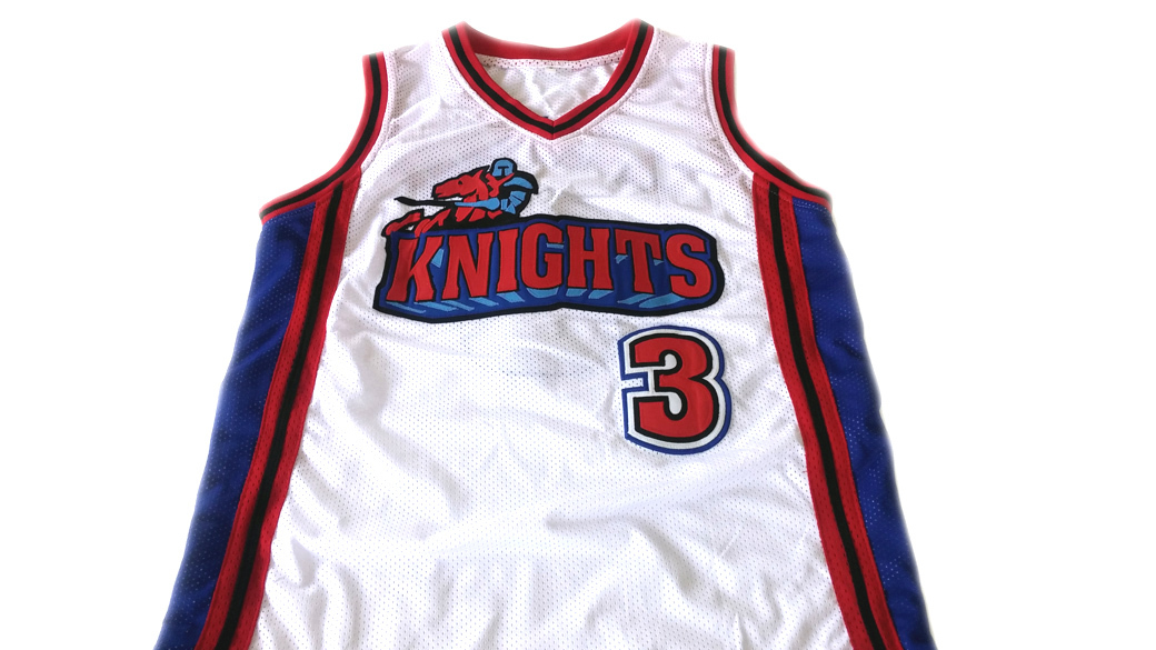 Calvin Cambridge #3 Los Angeles Knights Basketball Jersey New White Any Size