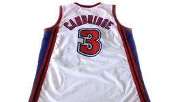 Calvin Cambridge #3 Los Angeles Knights Basketball Jersey New White Any Size image 2