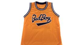 Biggie Smalls #72 Bad Boy Notorious Big New Basketball Jersey Yellow Any Size image 1