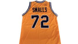 Biggie Smalls #72 Bad Boy Notorious Big New Basketball Jersey Yellow Any Size image 5