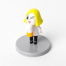 Naver LINE Friends Figure Colletion [Cheers JAMES] Character Desktop Dec... - €12,26 EUR