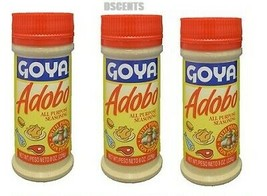 6 Pack Goya  Adobo All Purpose Seasoning Con Pimienta-With Pepper 8 oz (... - $25.73