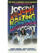 Joseph And The Amazing Technicolor Dreamcoat VH... - $2.49