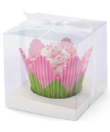 formal cupcake boxes clear 20 ct bakery gift boxes weddings bridal showe... - $29.95