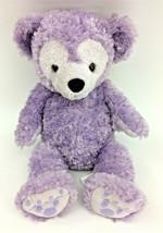 "Disney Duffy Purple Mickeys Teddy Bear Hidden Plush Stuffed 17"" NEW - $301.40"