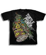Nickelodeon Boys Teenage Mutant Ninja Turtles T-Shirt  Sizes S M L Xl NWT - $10.39