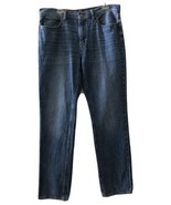 J. Crew Factory The Sutton Straight Fit Medium Wash Blue Jeans Size 36 X 34 - $29.67