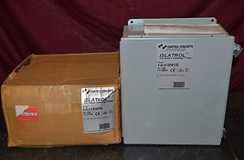 Control Concepts Islatrol I-3-415WYE 277/480V 3PH 50/60HZ Active Tracking Filter - $420.75