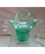 3 Face Green Butterfly Oil or Tart Warmer (Dimmer Switch) - $19.99