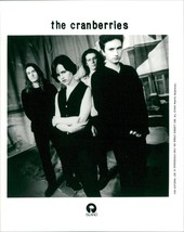 Lady Dolores O'Riordan with other artists of rock band 'The Cranberries'... - $16.61