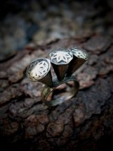 Egyptian Magick HEKA Djinn Temple of Tentyra Haunted Ring Infinite Wishes Grant - $399.99