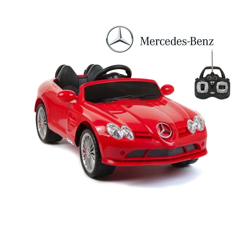Limited mercedes benz 722 slr kids ride on and 23 similar for Mercedes benz remote control ride on car