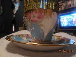 Royal Albert United Kingdom Vintage Cup and saucer bone china England De... - $149.99