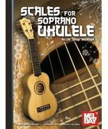 Scales For Soprano Ukulele Book - $7.99