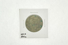 1993-D Kennedy Half Dollar (F) Fine N2-3856-4 - $4.99