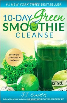 10-Day Green Smoothie Cleanse by JJ Smith - Ebook Digital Book