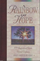 A Rainbow of Hope:777 Inspirational Quotes Plus Selected Scriptures;1994... - $19.99