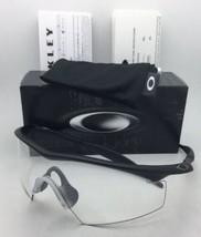 New OAKLEY BALLISTIC M-FRAME Safety glasses 11-161 Black w/Clear ANSI Z87.1 Lens