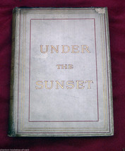Bram Stoker UNDER THE SUNSET first edition - $373.37