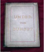Bram Stoker UNDER THE SUNSET first edition - $282.00