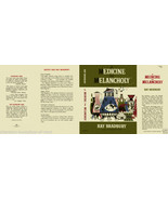 Ray Bradbury A MEDICINE FOR MELANCHOLY facsimile dust jacket for 1st ed.... - $21.56