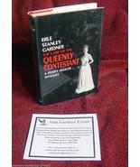 Erle Stanley Gardner THE CASE OF THE QUEENLY CONTESTANT -ESG's copy. - $122.50