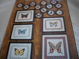 Butterfly Cross Stitch Chart - $6.00
