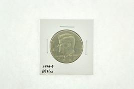 1994-D Kennedy Half Dollar (F) Fine N2-3863-5 - $4.99