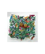 Birds of the world Bowl david gerstein best artist - $230.60