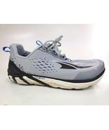 ALTRA Men's Torin 4 Plush Shoes, Black/Gray, 11.5 US Gray - $49.45