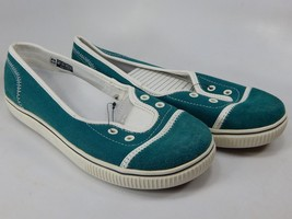 Spenco CVO S2 Size US 7 M (B) EU 37.5 Women's Sneakers Casual Shoes Dark Teal