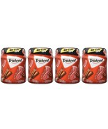 4 Pack Trident 50 pc Cinnamon Unwrapped To Go Gum - Rare - Hard To Find - $33.16