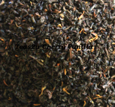 Teas2u Delicious Cherry Vanilla Flavor Black Tea Blend ( 8 oz./227 grams) - $16.95
