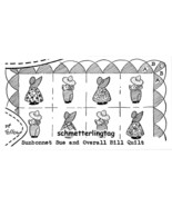 Sunbonnet Sue Overall Sam Iron-on Embroidery Transfer Patterns DIY Quilt... - $4.89