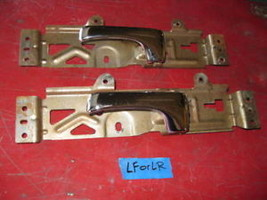 99 00 01 02 03 98-04 cadillac seville sts left front rear interior door handle - $7.91