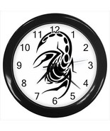 Scorpio Horoscope Wall Clocks - Oct 23rd - Nov 21st - $17.41
