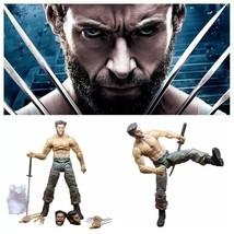 7'' Marvel Legend Comics X-Man Wolverine Action Toys with original Box - $58.03