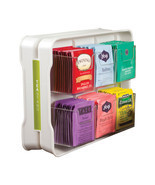 Tea Bag Holder Rack Storage Organizer Caddy Con... - $43.95