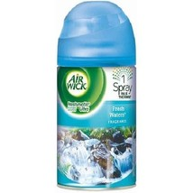 Air Wick Freshmatic Automatic Spray Air Freshener Refill Fresh Waters - $10.84
